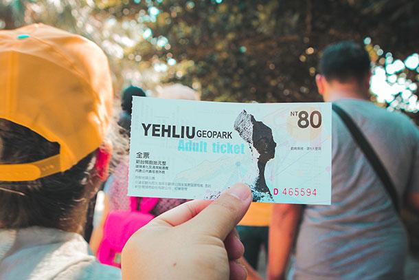 Northern Coast Tour Taiwan: Yehliu Geopark Tickets