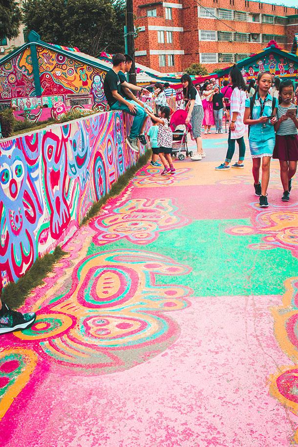 Path Towards Rainbow Village