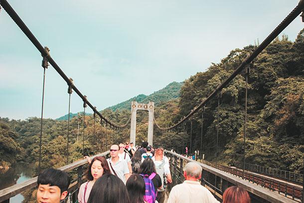 Shifen Bridge