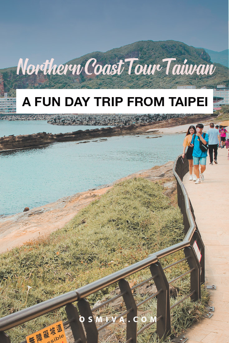 Day Trip tSo the Northern Coast Tour Taiwan. The Northern Coast Tour Taiwan: A Fun Day Trip from Taipei. List of the North Coast Attractions in Taiwan. Northern Coast Tour Itinerary for Day Trippers in Taipei #taiwan #northcoasttaiwan #northercoasttour #taiwanattractions #taipeidaytrips