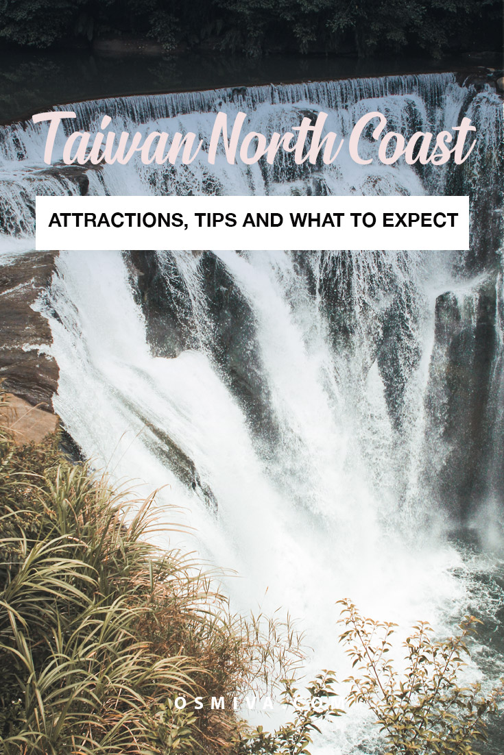 Tour of Taiwan North Coast
