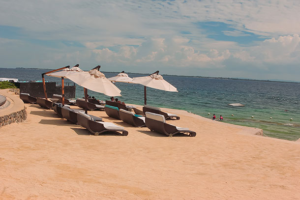 Crimson Resort Beach