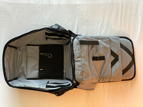 Bag Functionality