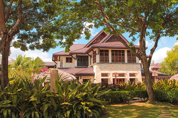 Resort Main Building