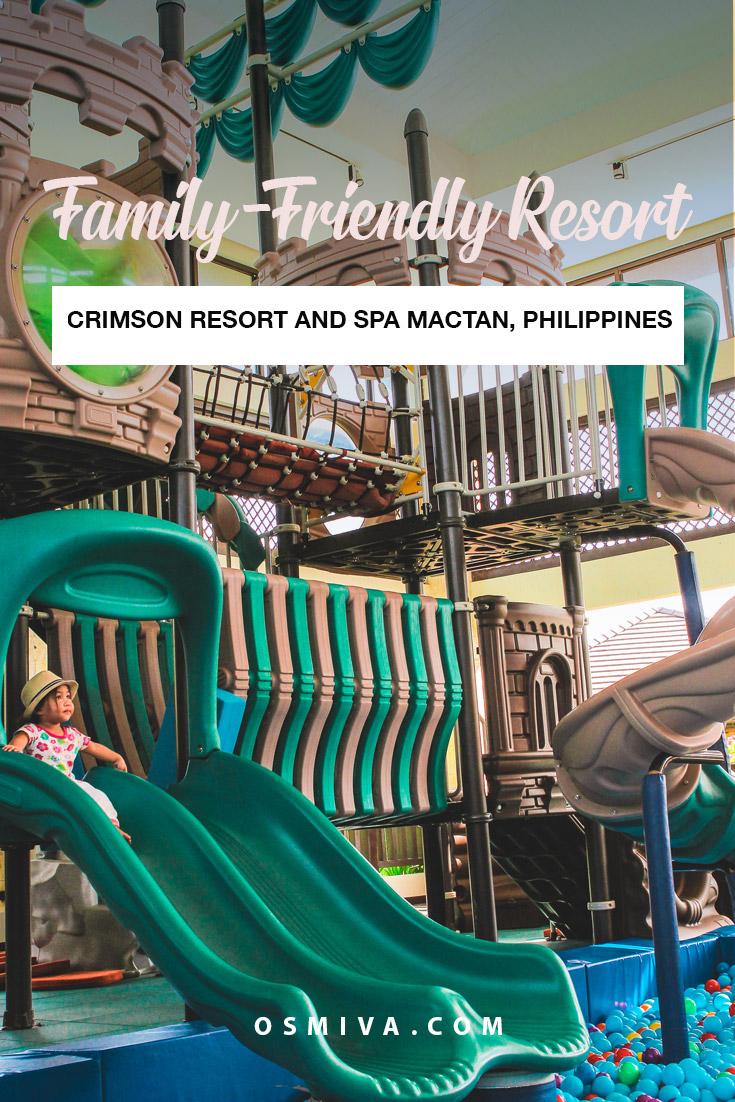 Crimson Resort and Spa Mactan Review