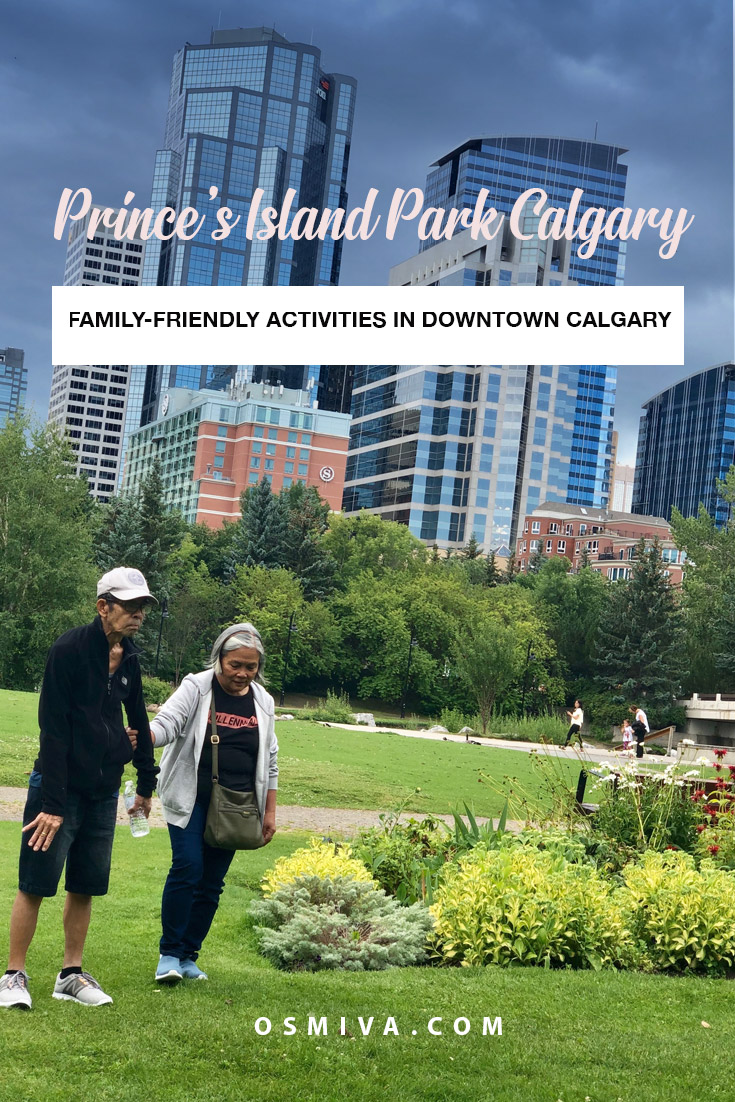 Things to do in Prince Island Calgary