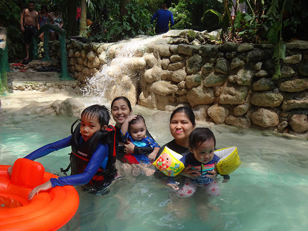 Getaway at the Durano Eco Farm and Spring Resort