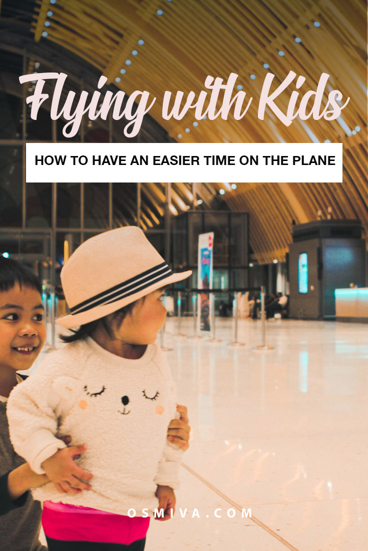 Flying Tips with Kids