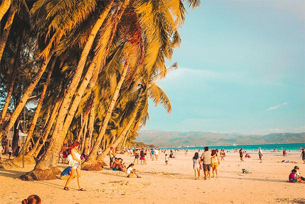 Boracay Beach Front