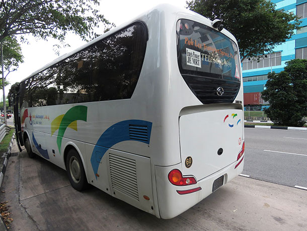 Bus for Organised Tours