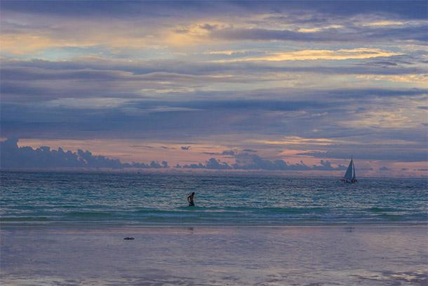 Boracay Sea