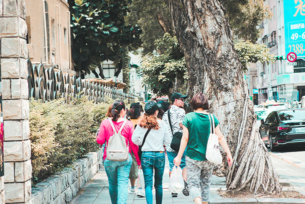Taipei Walking Historical Tour