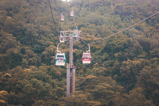 Maokong Gondola Cabins