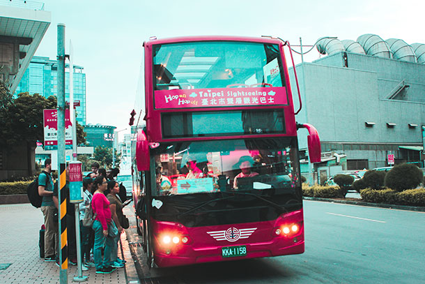Taipei Sightseeing Night Bus