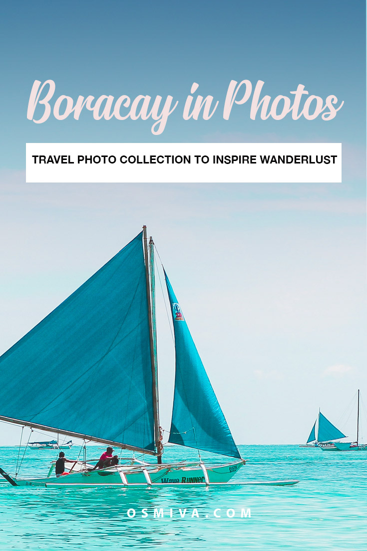 Boracay Photos To Inspire Wanderlust. Collection of cool Boracay Photos to get you book your tickets today. #travelphotography #photocollection #travelphotos #boracay #boracayphotos