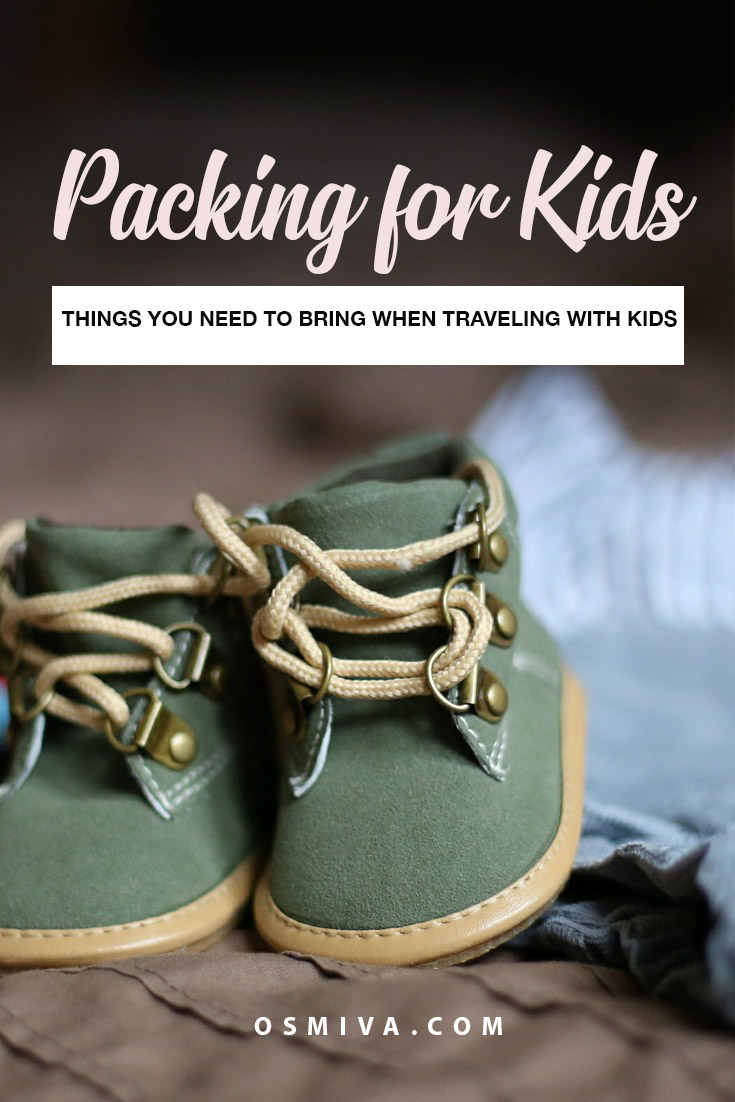 What You Need To Bring When You Are Packing For Kids. 6 Items to Bring When You are Packing for Kids. Tips for Packing for your Kids. #packingtips #familytips #traveltips #packingresources