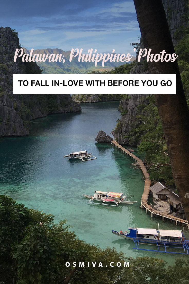 Palawan, Philippines In Photos: Why It's The Island Everyone Should Visit. A travel photo inspiration for people who are thinking of visiting the Philippines, particularly Palawan. #travel #palawan #palawanphilippines #itsmorefuninthephilippines #travelphotography #osmiva