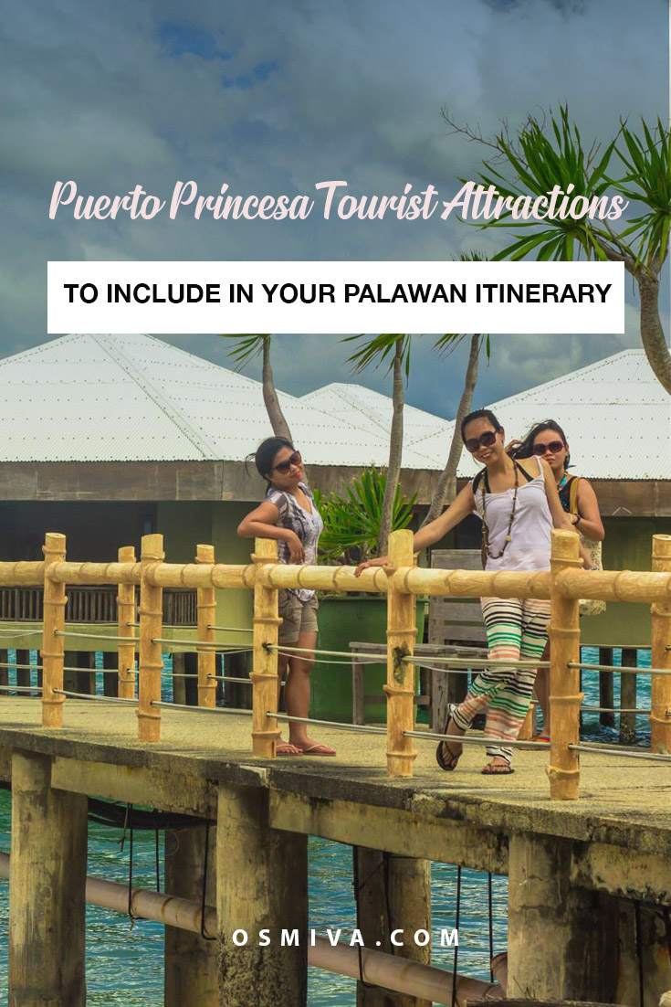 A 3-Day Guide to Puerto Princesa Tourist Attractions. Sample Puerto Princesa itinerary when you visit Palawan for 3 days. #travelguide #puertoprincesa #palawan #philippines #puertoprincesaitinerary #puertoprincesaguide #puertoprincesatouristattractions