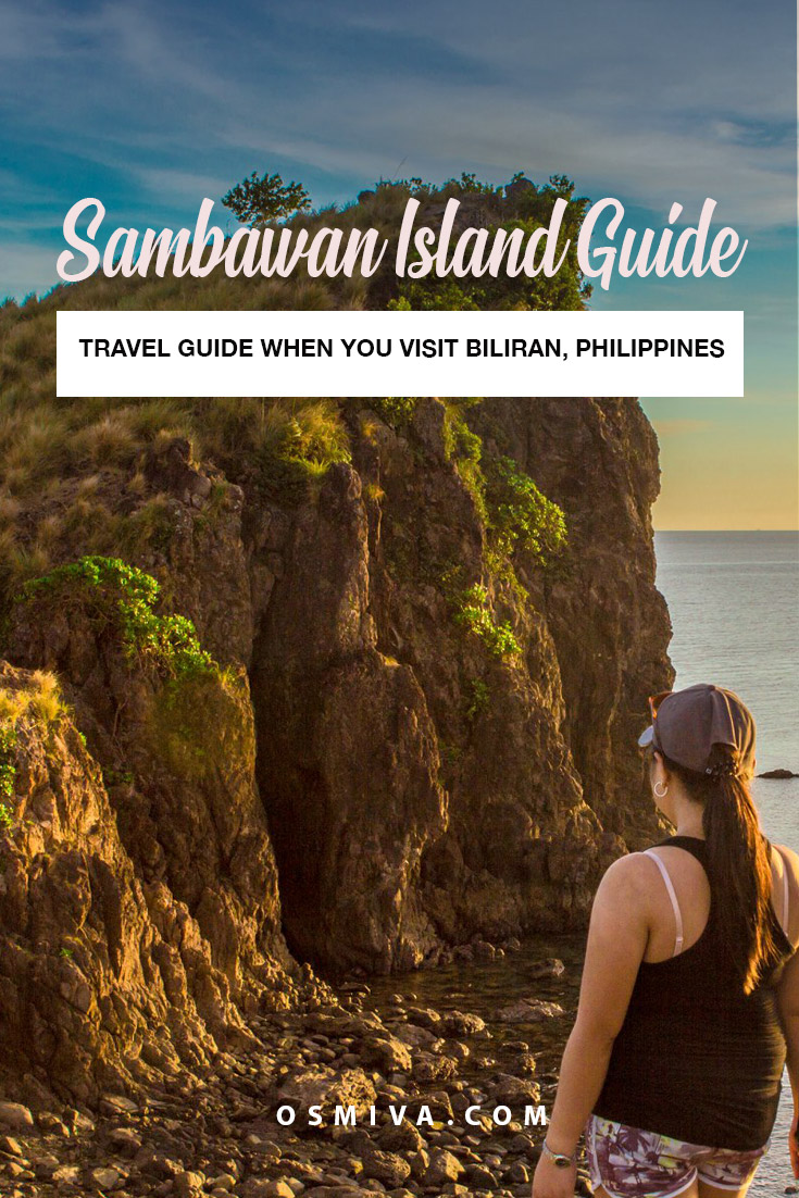 Sambawan Island Travel Guide: An Overnight Stay to Biliran Island's Gem in the Philippines. How to get there, what to expect, island amenities and some safety tips to make your visit fun, hassle-free and memorable. #sambawanisland #sambawanislandtravelguide #philippines #asia #biliran #maripipi #osmiva