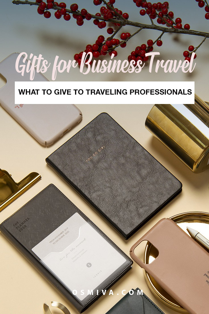 Best Gifts For Business Travelers That They'll Love. List of cool items that any business travelers will love. The list is composed of useful items for work and their convenience. #bestgifts #businesstravel #businesstravelers #giftsforbusinesstravelers #travelproduct #travelaccessories #traveltips #christmasgifts #valentinesgifts