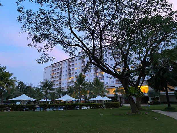 Booking a Room at Jpark Island Resort and Waterpark