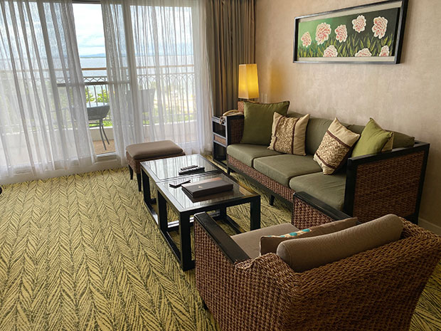 Cebu Suite at the Jpark Island Resort and Waterpark
