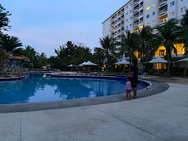 Overview Jpark Island Resort and Waterpark