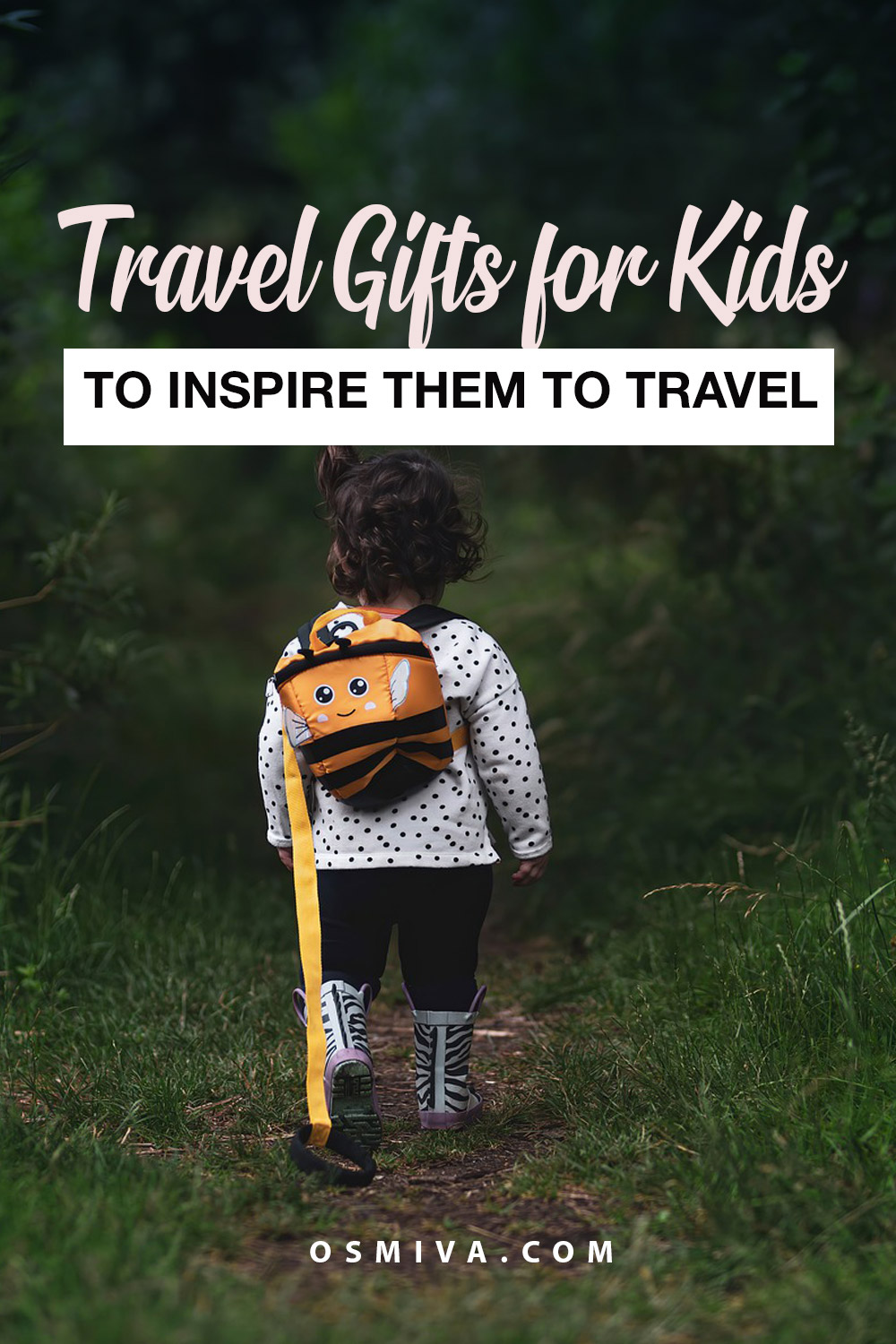 Travel Gifts for Kids To Inspire Them To Travel. List of fun travel gifts for kids to instill love for travel at a young age. Inspire your kids to become travelers! #travelgifts #travelkids #travelingkids #kidgifts